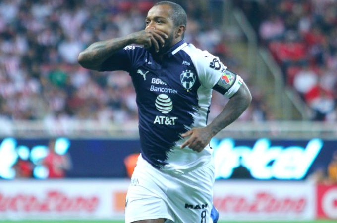Dorlan Pabón guió la victoria  de Monterrey en Guadalajara