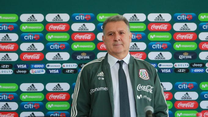 """Mañana buscaremos ser fieles a nuestra idea de juego"": Gerardo Martino"