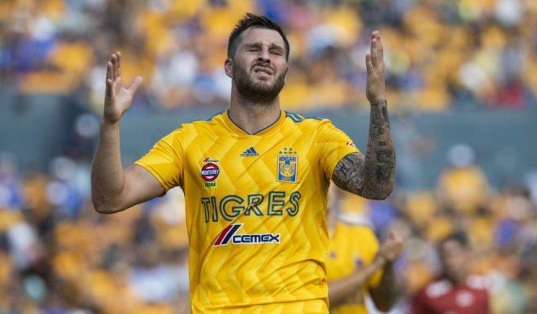 André-Pierre Gignac defiende al futbolista mexicano