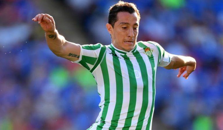 Real Betis tendrá un amistoso en México