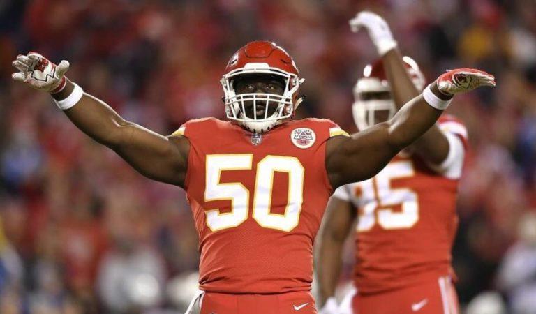 """Justin Houston nuevo jugador de Colts y """"RGIII"""" se queda en Baltimore"""