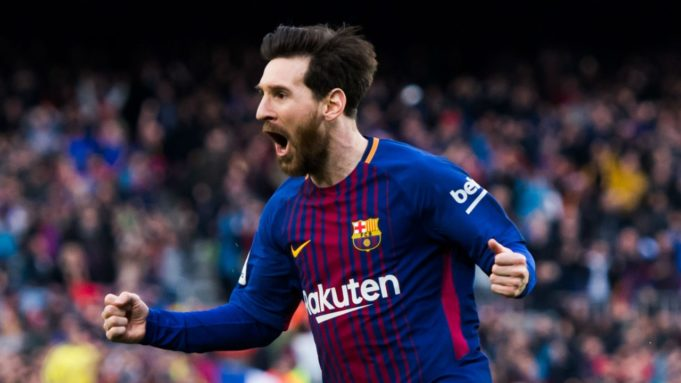 Sexta Bota de Oro para Lionel Messi
