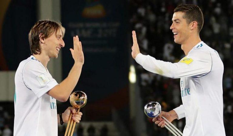 TOP 5: Futbolistas internacionales de la década
