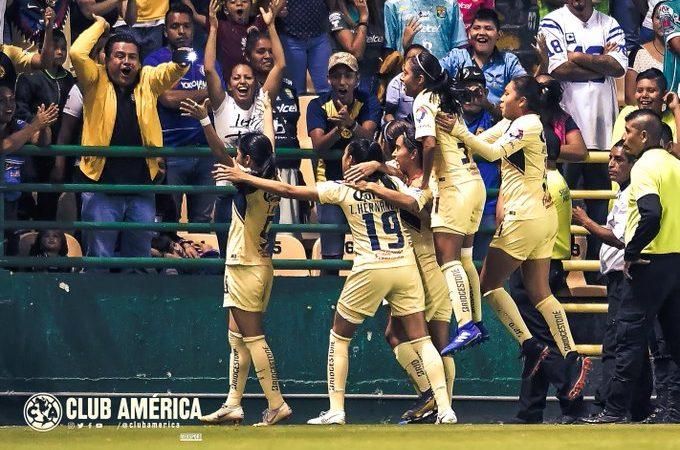 Tigres y América con ventajas casi lapidarias en los cuartos de la Liga MX Femenil