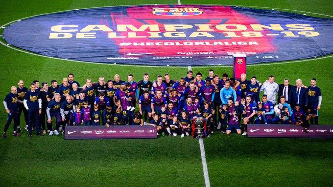 Barcelona presenta nuevo uniforme