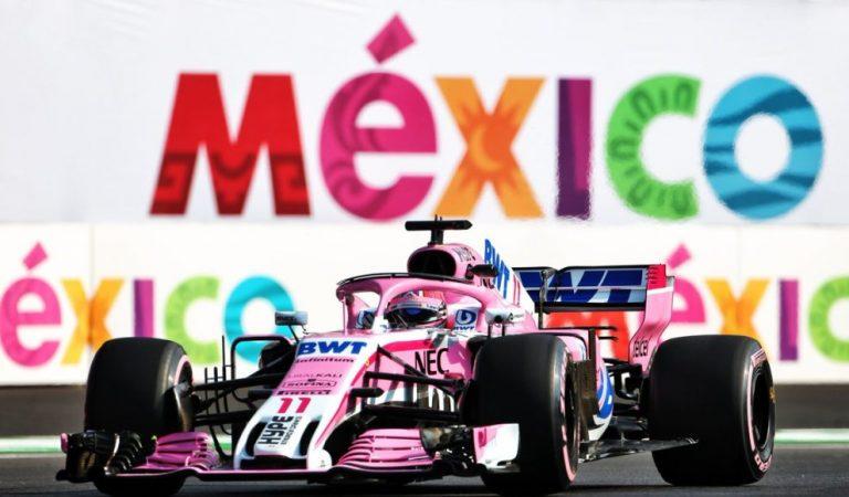 El GP de México se mantiene en negociaciones