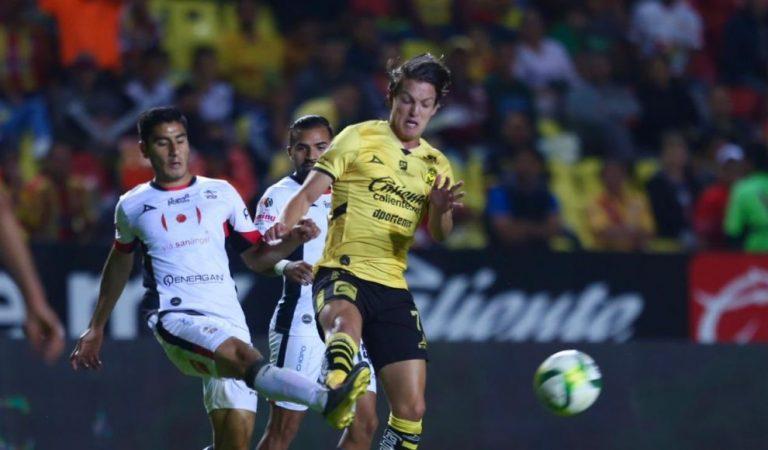 Monarcas y Lobos igualaron y Pumas sufrió en Puebla