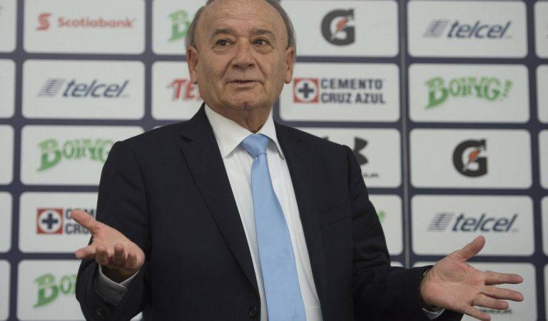 Guillermo Álvarez legalmente dejó de estar relacionado con Cruz Azul