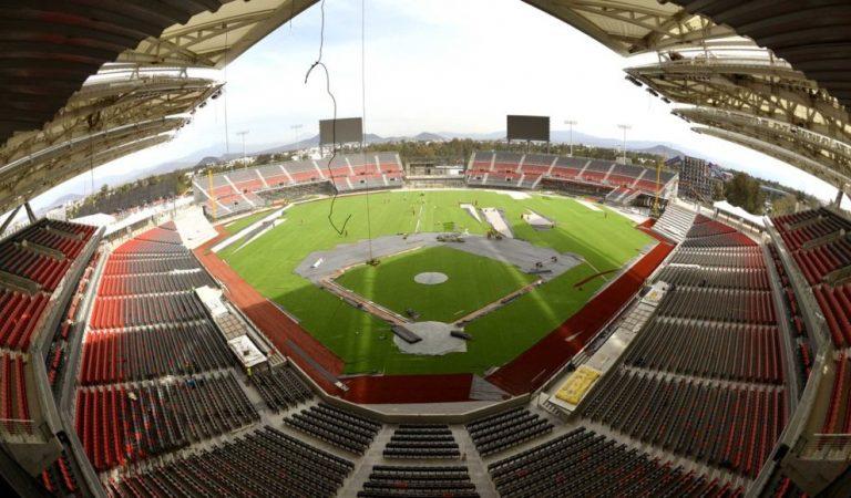 """""""Me parece un error que el estadio de los Diablos Rojos se haya construido en la Ciudad Deportiva"""":Claudia Sheinbaum"""