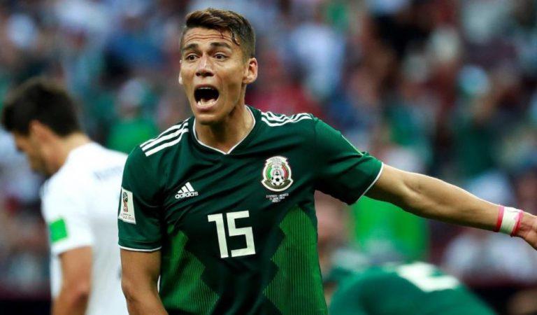 Héctor Moreno podría salir de la Real Sociedad