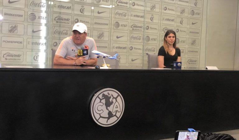 """Plantel """"azulcrema"""" confirmado contra Cruz Azul"""