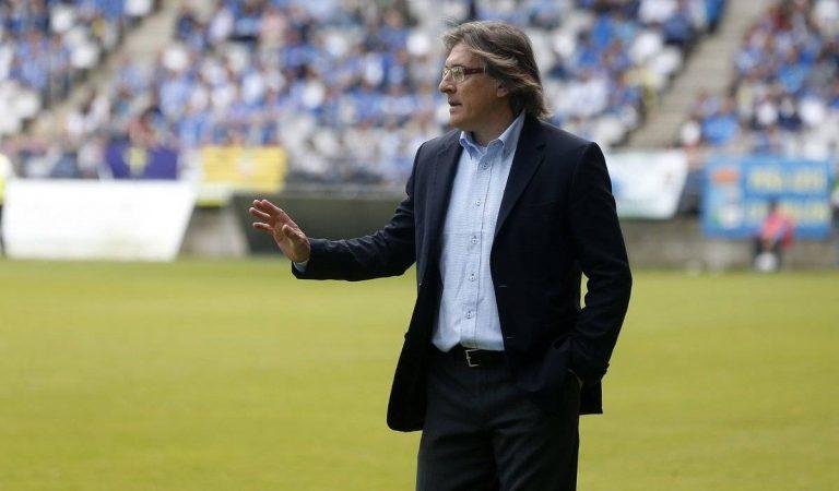Oswaldo Alanís y el Oviedo tienen un nuevo entrenador