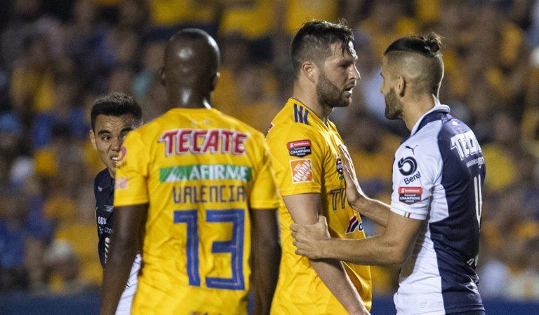 Rumbo a la final de la CONCACAF Liga de Campeones entre Monterrey y Tigres
