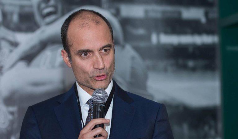 Guillermo Cantú dejará su puesto en la FEMEXFUT