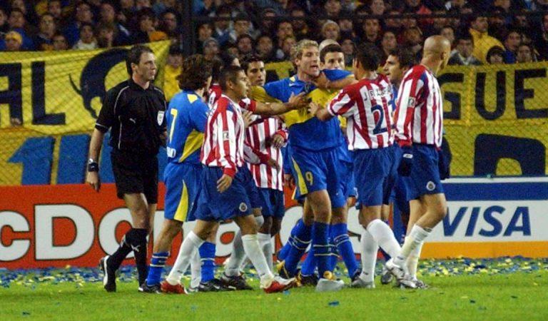 Chivas enfrentará a Boca Juniors en un partido amistoso