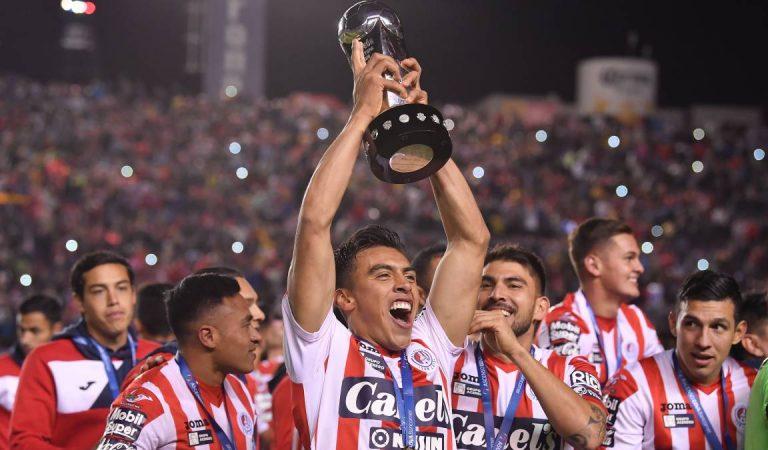 Atlético de Madrid confirma partido contra Atlético San Luis en México