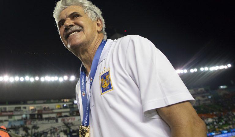 Ricardo Ferretti impuso un nuevo récord en el futbol mexicano