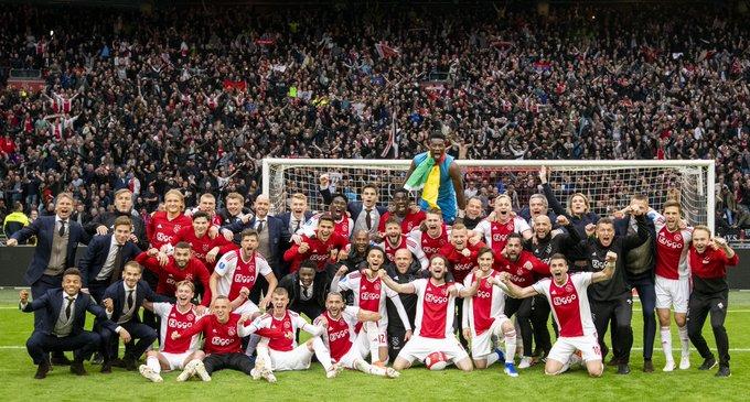 PSV le ha cedido el título de Liga al Ajax