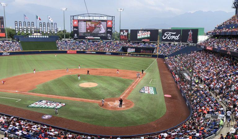 Más equipos de la MLB se apuntan para venir a México