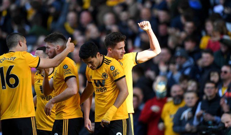 Jiménez titular en el triunfo de Wolverhampton; Hernández, sin actividad con West Ham