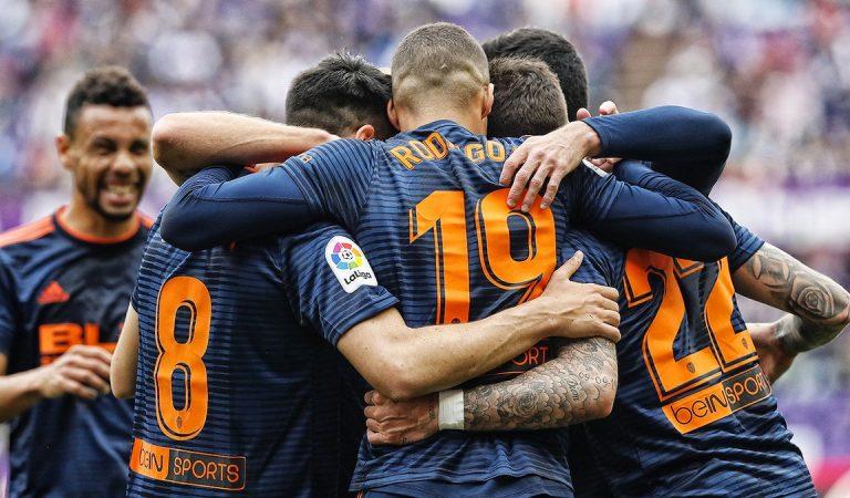 Valencia a Champions League, Sevilla a la Europa League y Girona al borde del descenso