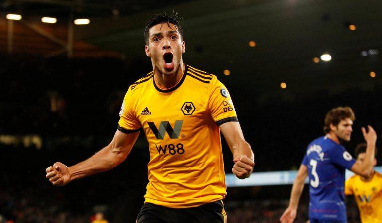 Raúl Jiménez, nombrado el mejor jugador del Wolverhampton en la temporada