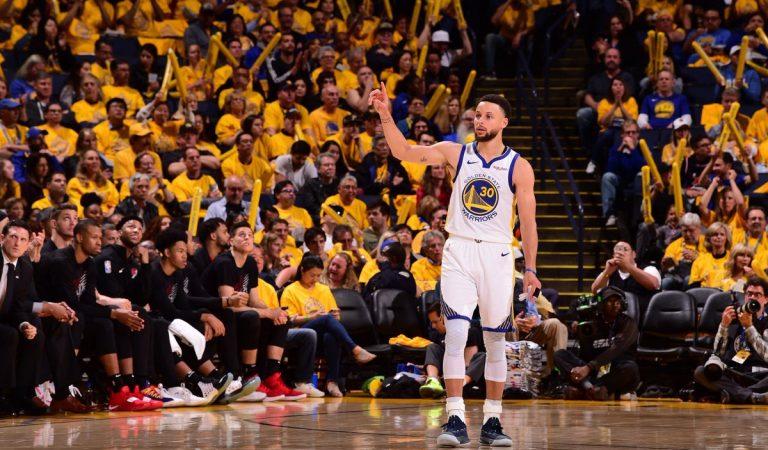 Warriors pega primero en la final de la Conferencia Oeste