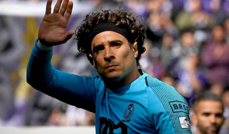 Guillermo Ochoa, listo para crecer y dice adiós al Standard Lieja