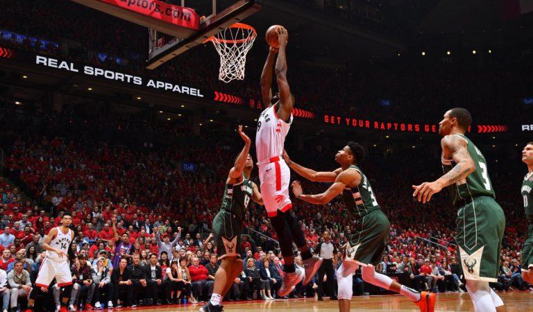 Toronto Raptors iguala la serie en la final de la Conferencia Este