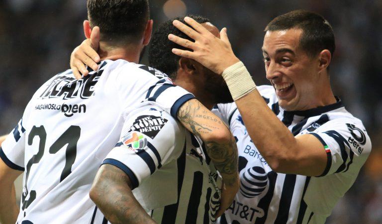 Monterrey saca la victoria en el inicio de las semifinales