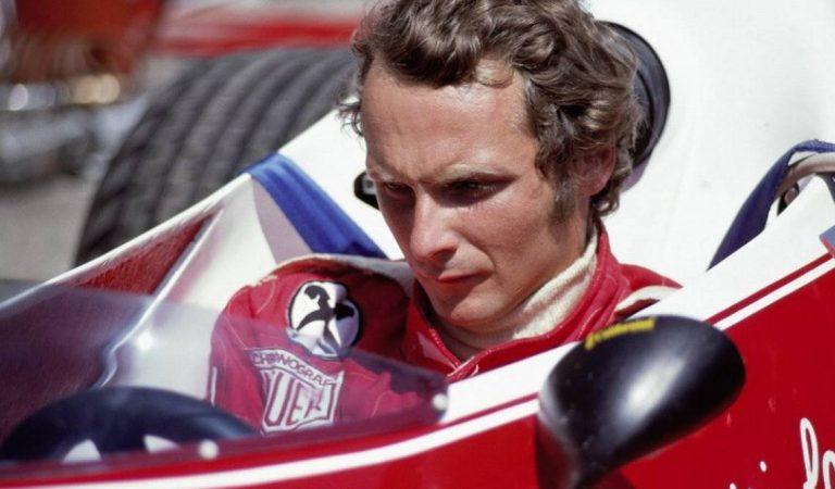 Niki Lauda y su hambre de triunfo