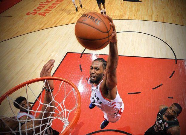 Los Raptors llegan a su primera Final NBA en la historia