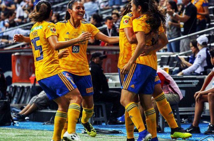 Tigres es el gigante de la Liga MX Femenil