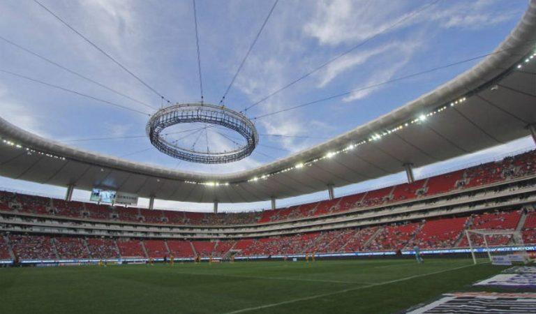 Guadalajara, sede del Preolímpico de futbol rumbo  a Tokio 2020
