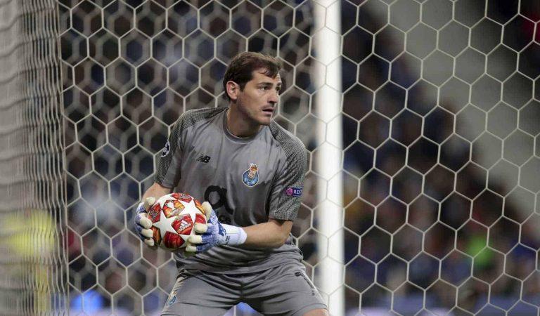 Iker Casillas confirma su retiro