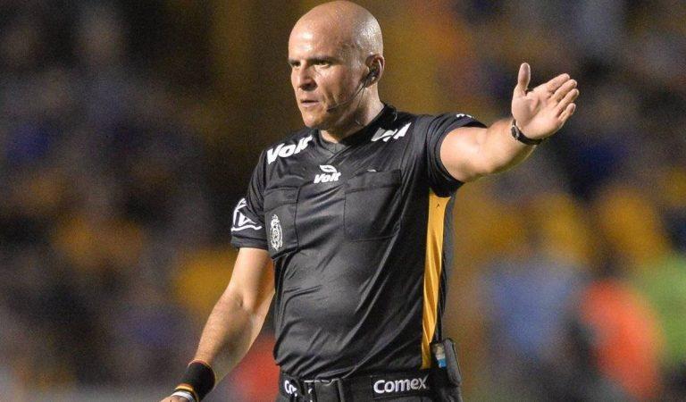 Francisco Chacón le dice adiós al arbitraje
