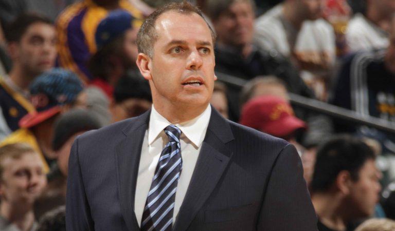 Los Ángeles Lakers presentan a Frank Vogel como su nuevo Head Coach