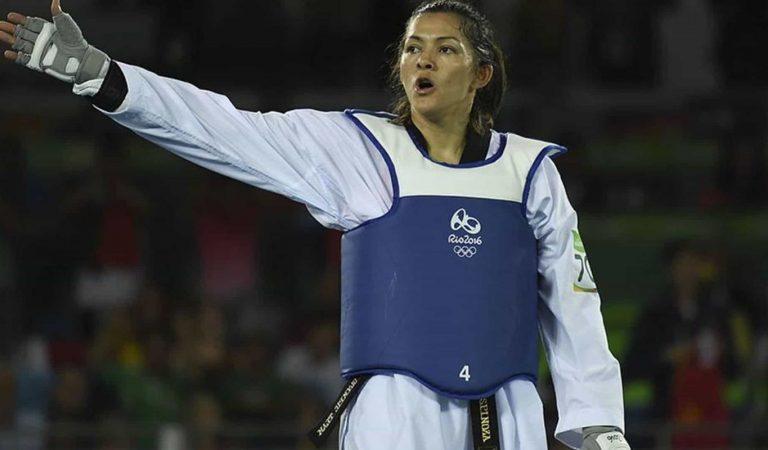 María Espinoza sella su nombre en la historia