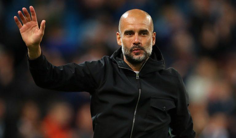 Pep Guardiola defiende al Manchester City ante las críticas