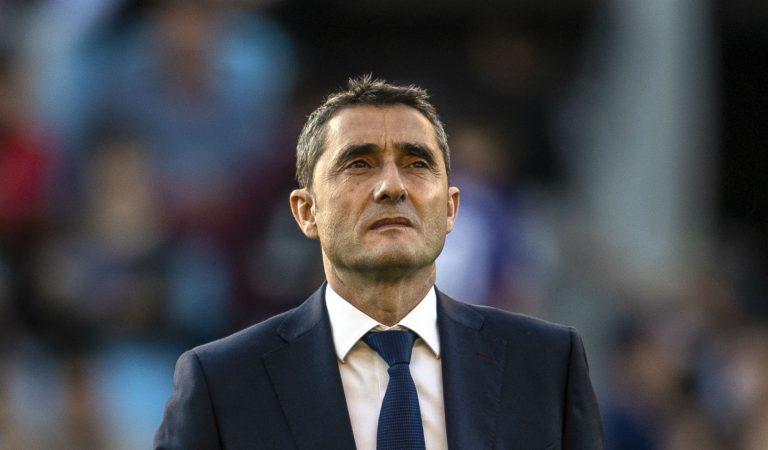 Bartomeu defendió a Valverde tras perder la Copa del Rey