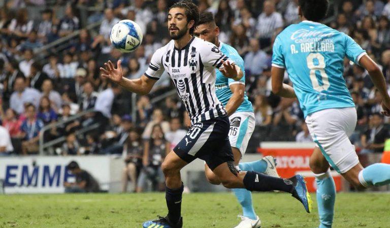 Rodolfo Pizarro podría tener su destino en Francia
