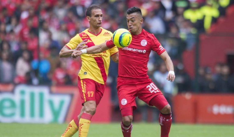 Toluca y Morelia refuerzan sus equipos de cara al Apertura 2019