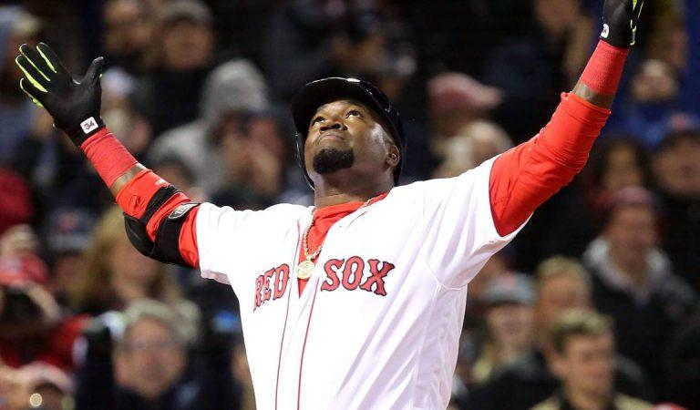 David Ortiz es trasladado a Boston para su recuperación