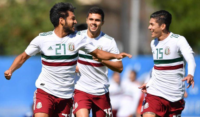 Entregan lista de la Selección Mexicana que encarará los Juegos Panamericanos