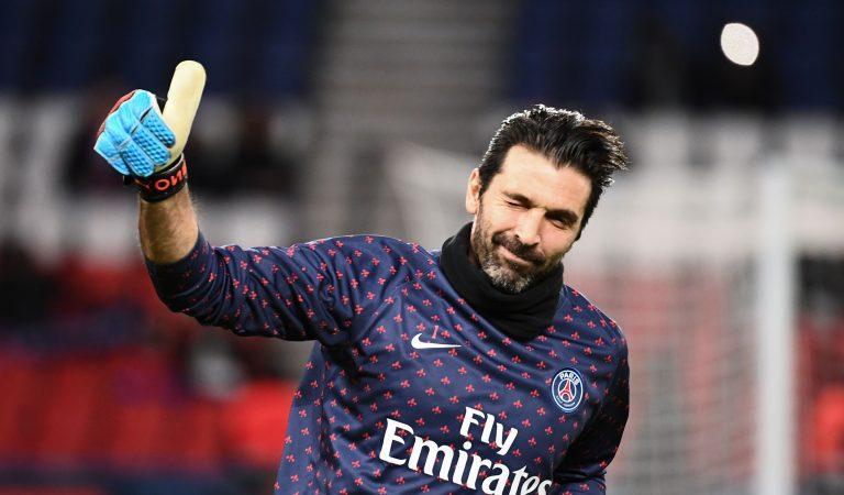 Gianluigi Buffon no seguirá con el París Saint-Germain