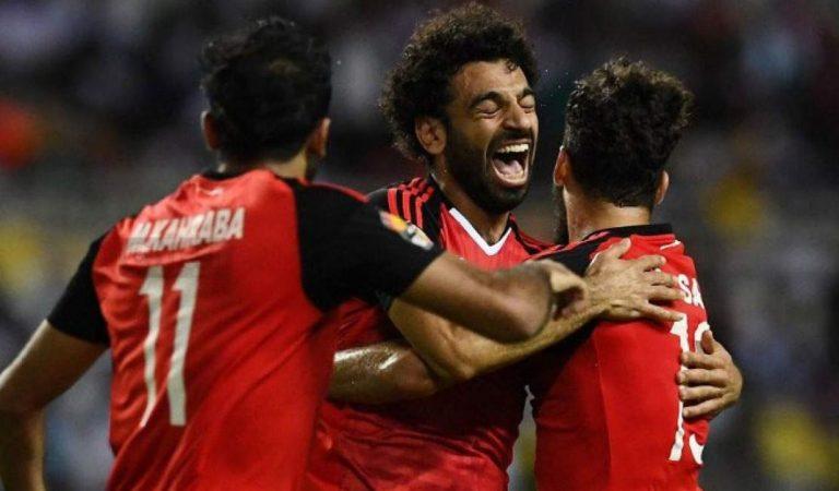 El vuelo de los egipcios en la Copa Africana de Naciones 2019