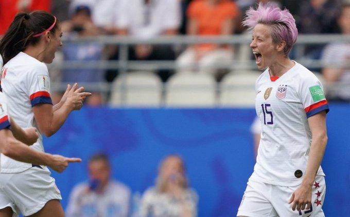 Suecia y Estados Unidos sufren para calificar  a cuartos de final del Mundial Femenil