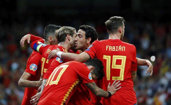 España reveló su convocatoria para la Fecha FIFA