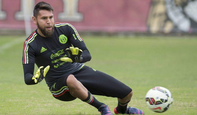Jonathan Orozco deja la concentración de la Selección Mexicana