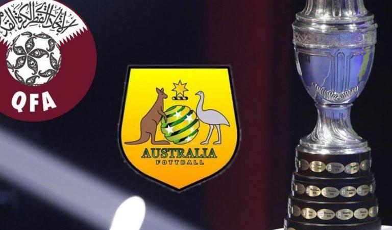 Australia y Catar jugarán torneo oficial en América